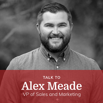 Alex Meade, VP of Sales and marketing